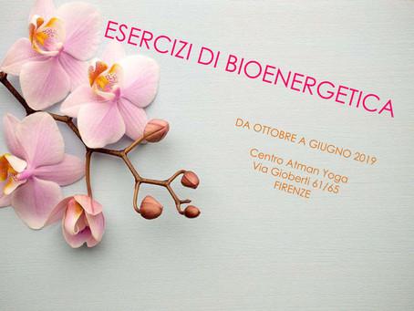 Incontro gratuito di esercizi bioenergetici