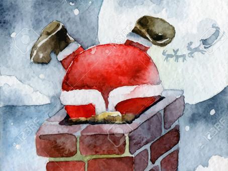 Non puoi sfuggire a Babbo Natale