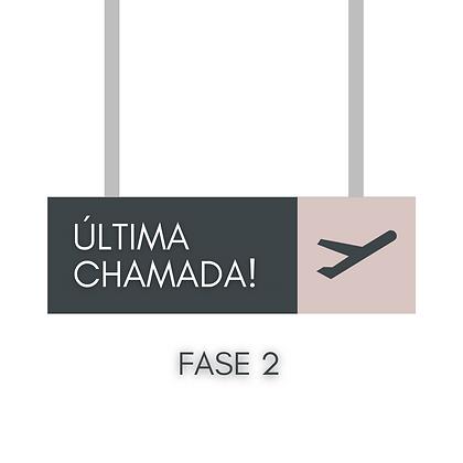 Taxa de Embarque - FASE 2 #UC