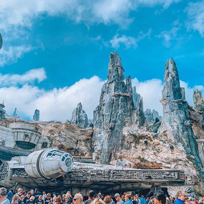 SEGREDOS DA GALAXY'S EDGE ✨
