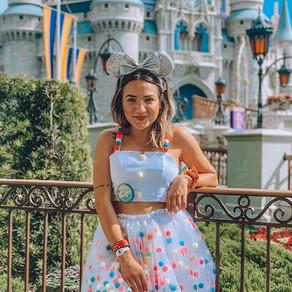 Coisas de graça na Disney!