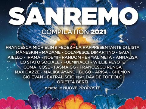 Sanremo 2021 compilation