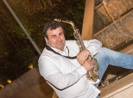 "Giuseppe Perrina su RSS con ""Sax Emotion"""