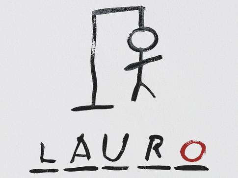 """Il 16 aprile arriva """"Lauro"""" di Achille Lauro"""