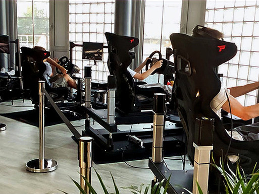 On a testé WEST R la nouvelle salle de réalité virtuelle spécialisée sports automobiles à Nantes !
