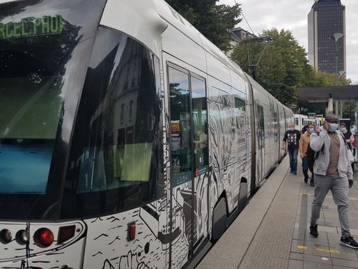 Mobilité : Les transports en communs gratuits les week-ends à partir du 24 avril prochain.