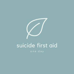 Suicide First Aid One Day