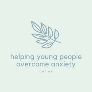 Online helping young people overcome anxiety