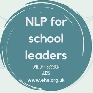NLP for School leaders