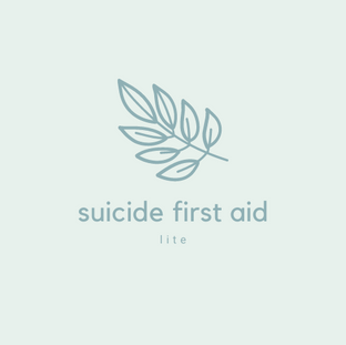 Suicide First Aid Lite