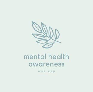 One day mental health awareness