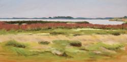 Wainscott Pond Grasses 12x24 2006