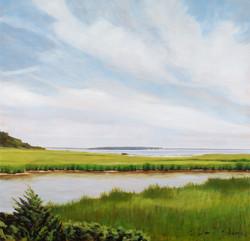 Robins Island 48x48 200717