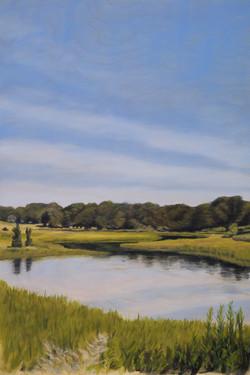 Morning Marsh 24x36 200817