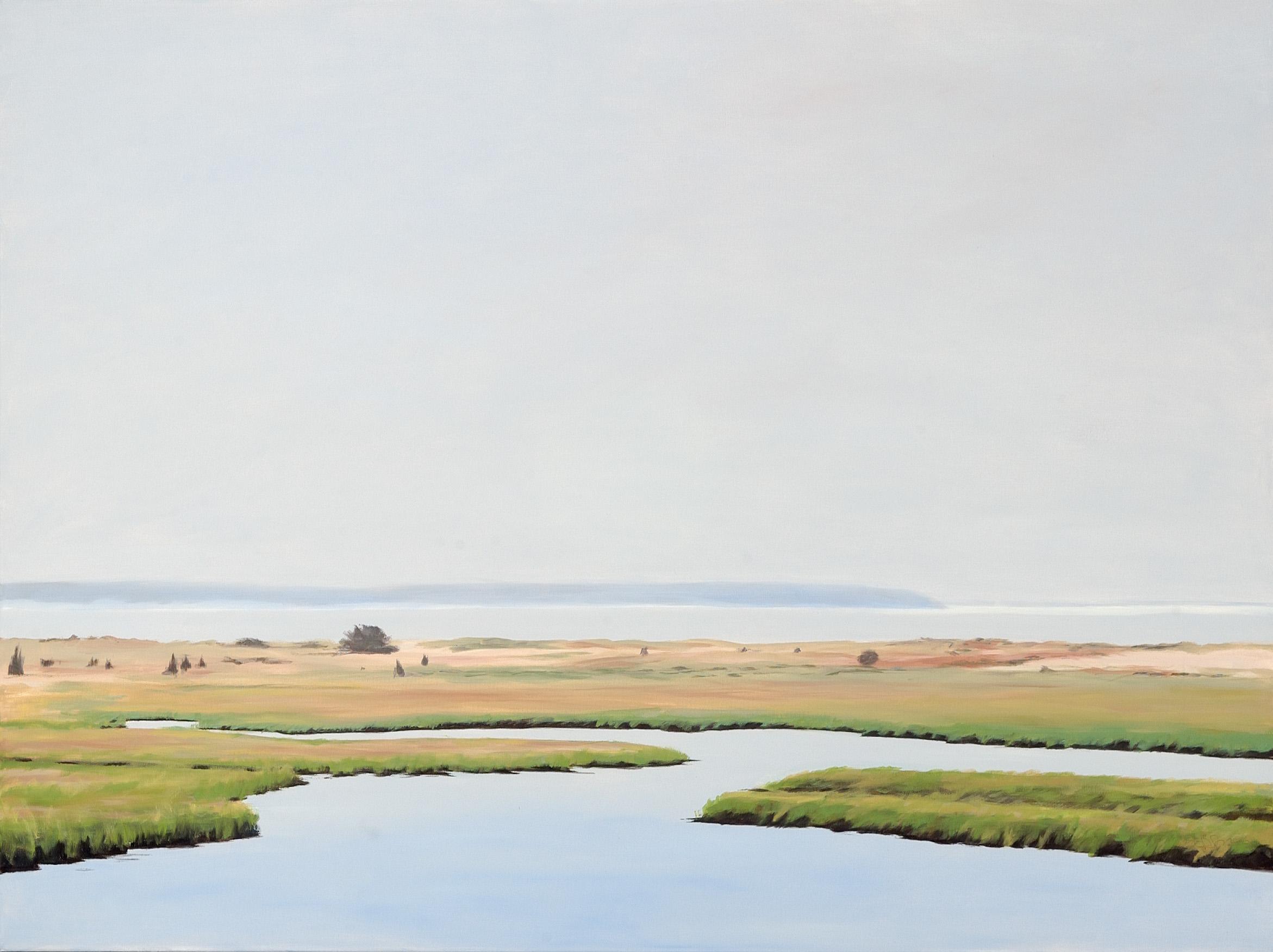 Davis Creek 36x48 2005
