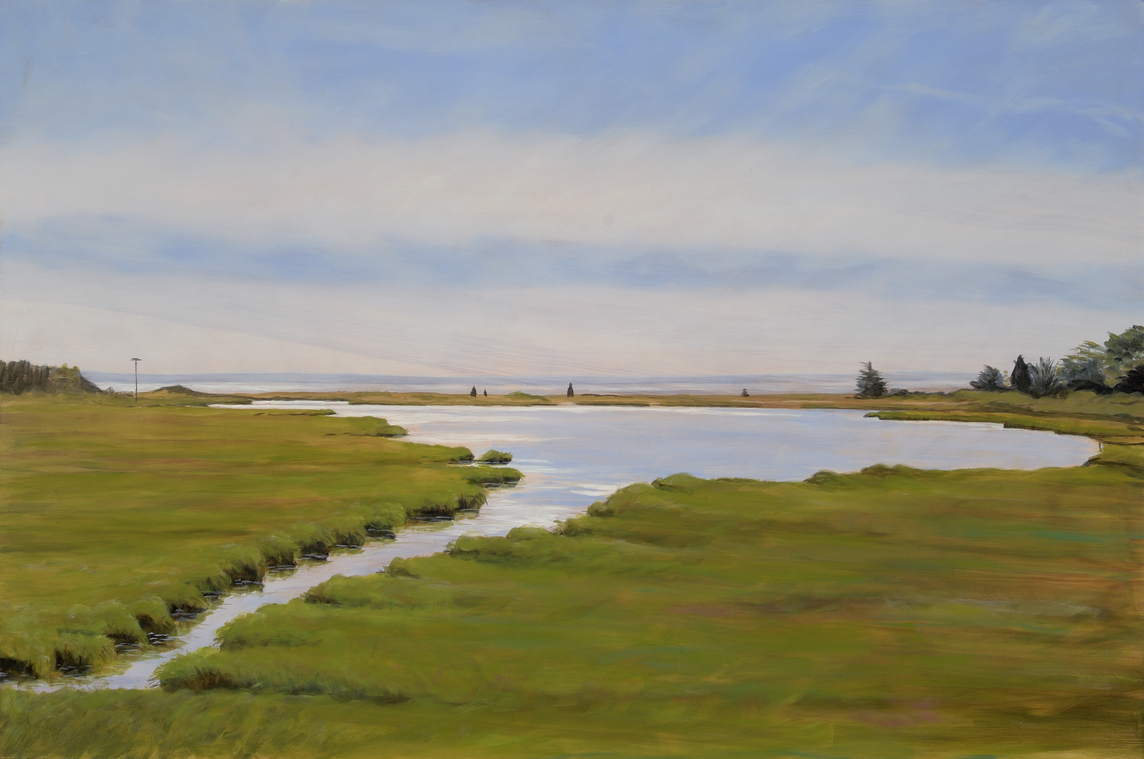 Hall's Creek 24x36 201026