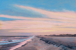Pink and Blue 48x72 201504