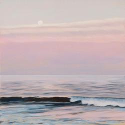 Moon Rise 20x20 201603