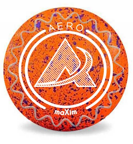 AERO MAXIM - Stock Colour/Logo