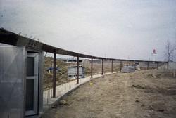 Pony Wall Curve