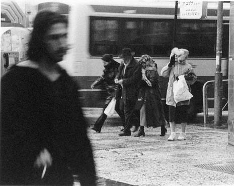 ירושלים - צילום שחור לבן