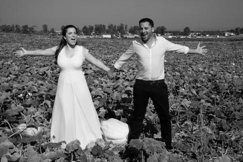 חתונה -צילום שחור לבן