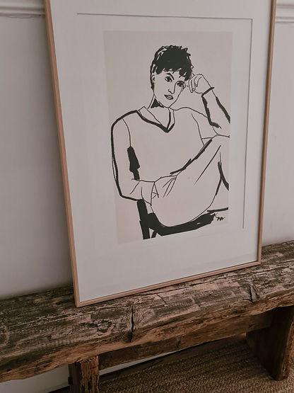 Artiste Sophie Madeleine Lucie
