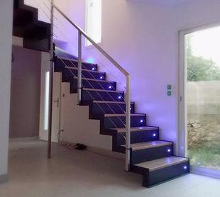 Escalier sur mesure Montpellier
