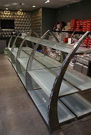 Mobilier pour magasins à Montpellier