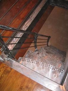 Escalier pas japonais, fabricant à Montpellier