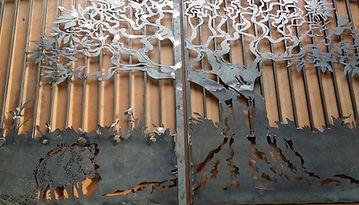 Fabricant de portail sur mesure à Montpellier