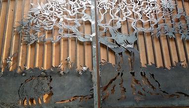 Portails décoratifs Montpellier