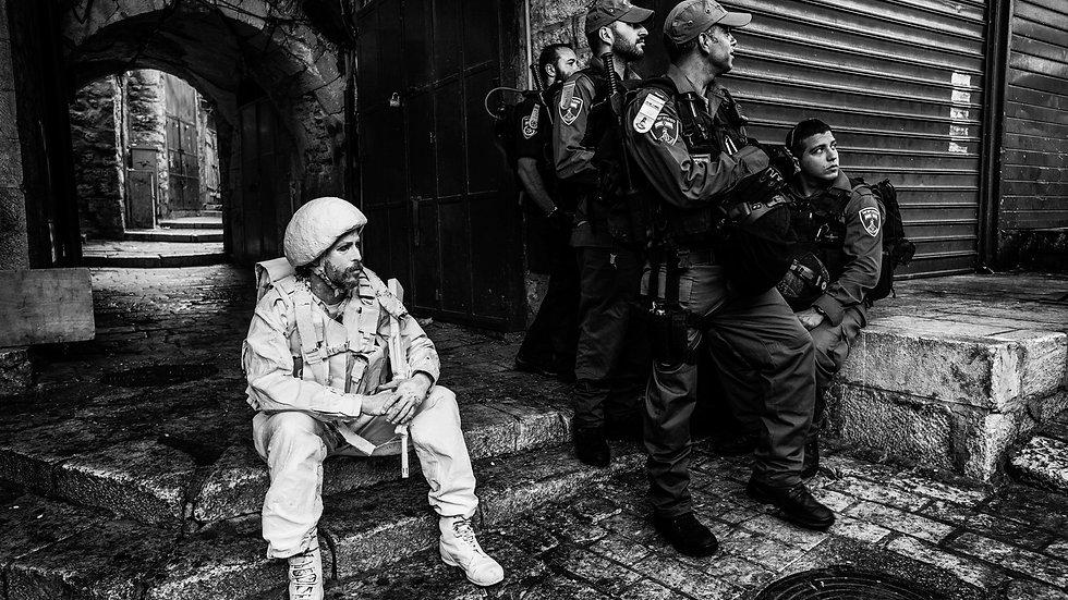 Jerusalem, Israel, May 2012