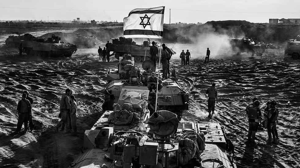 Southern Gaza Strip, Jul. 2014