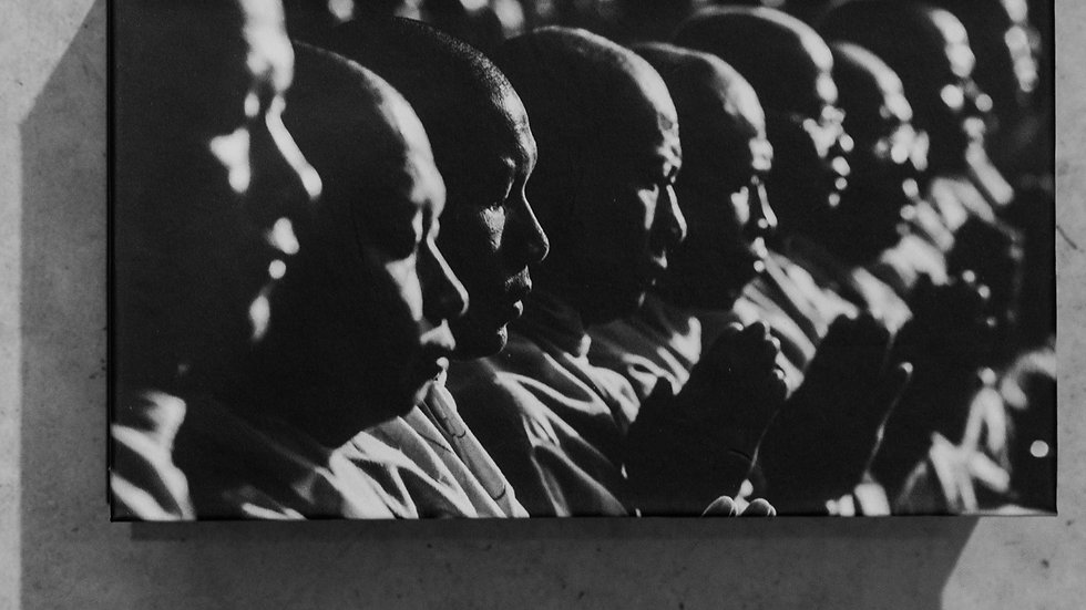 Memo Notes | Buddhist Monks