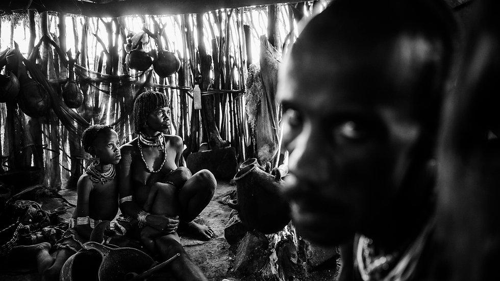 Omo Valley, Ethiopia, Feb. 2014