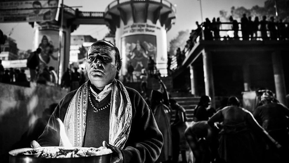 Varanasi, India, Feb. 2013