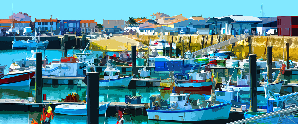 Port de l'Herbaudière - 4