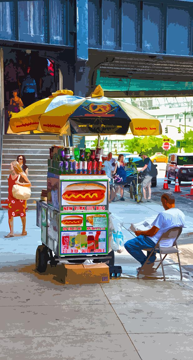 Hot dog – 3 - Manhattan
