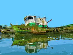 Cimetière de bateaux - 4