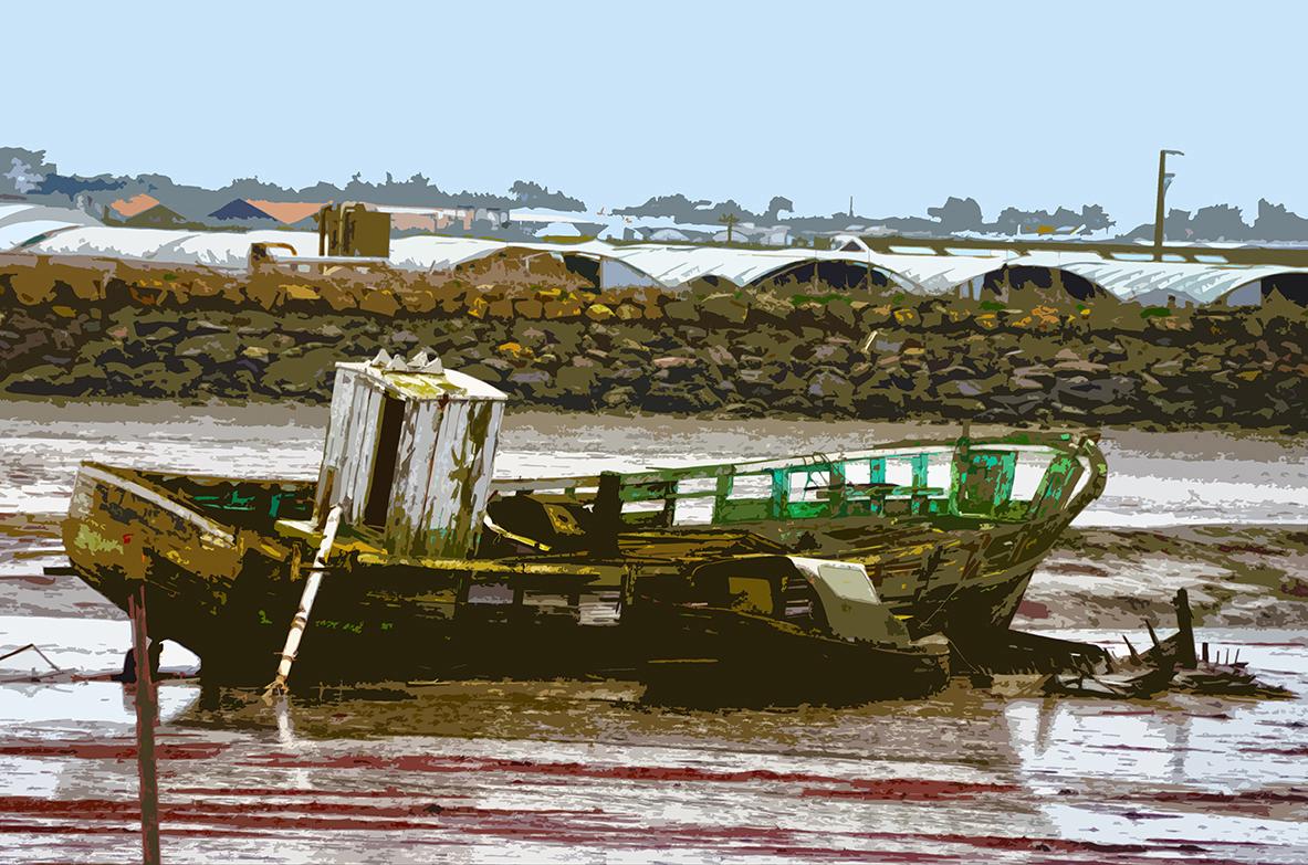 Cimetière de bateaux - 17