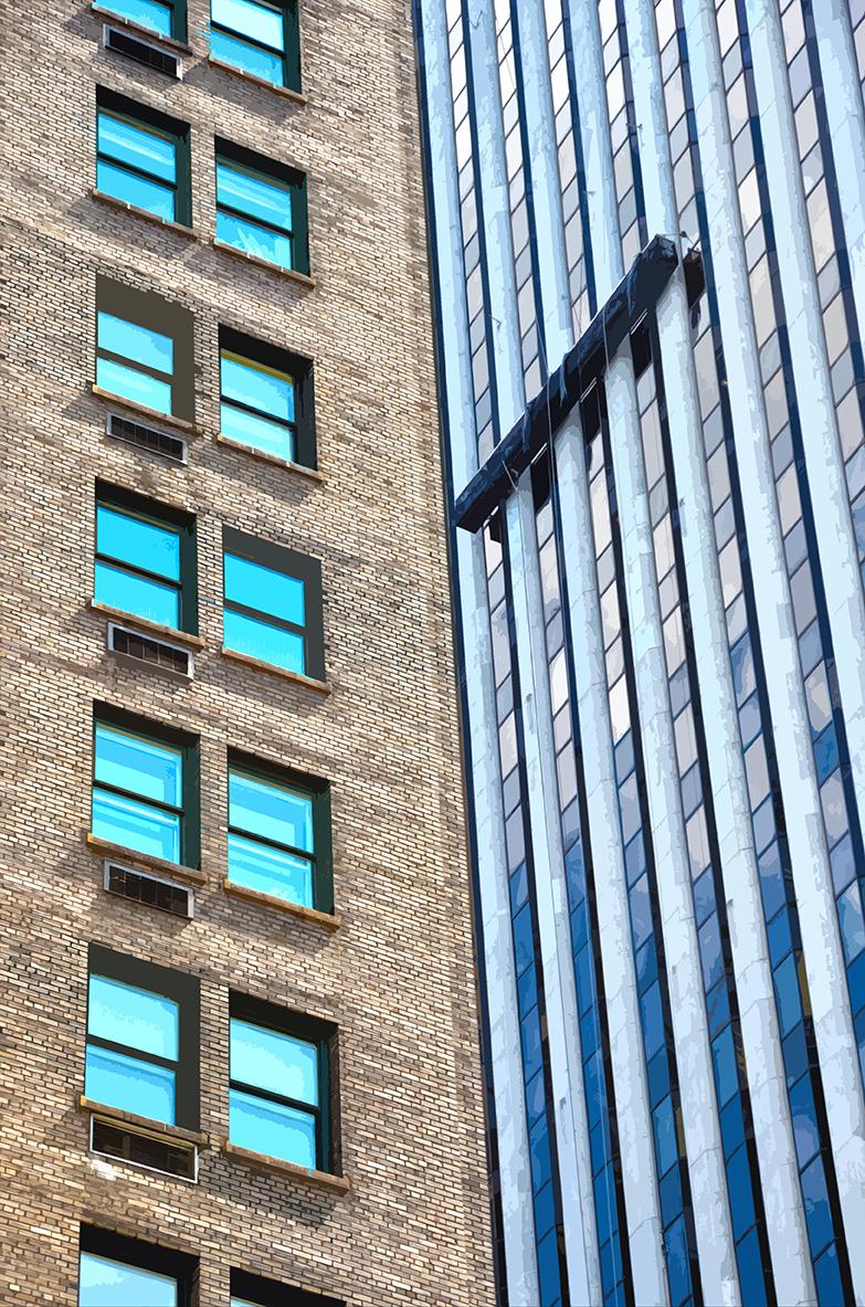 Peindre - Manhattan