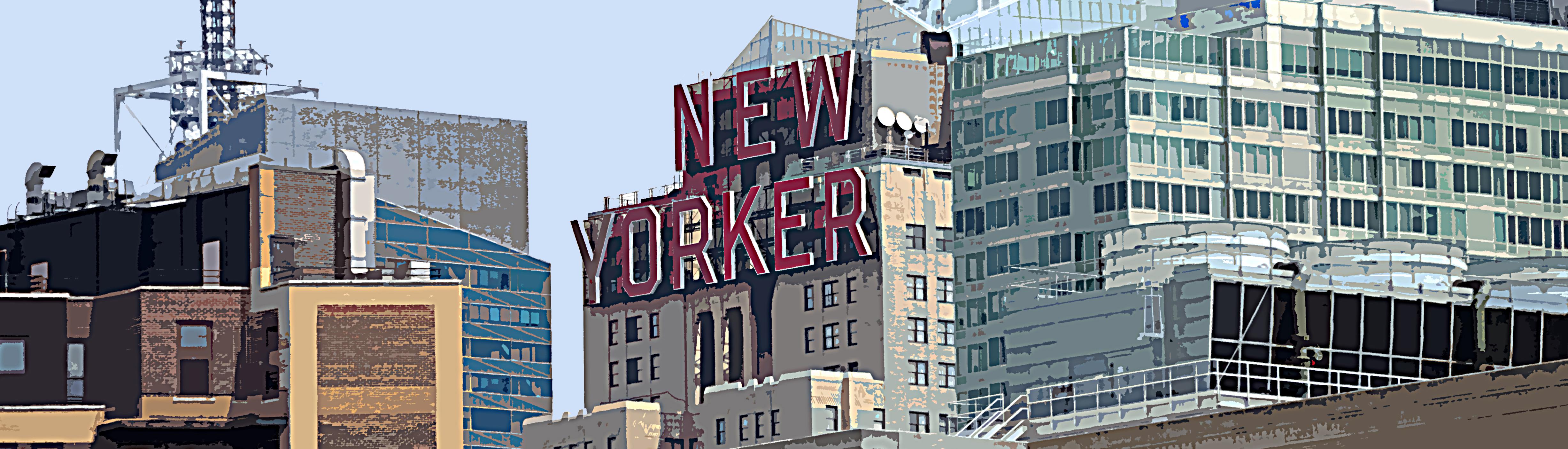 New Yorker – Manhattan
