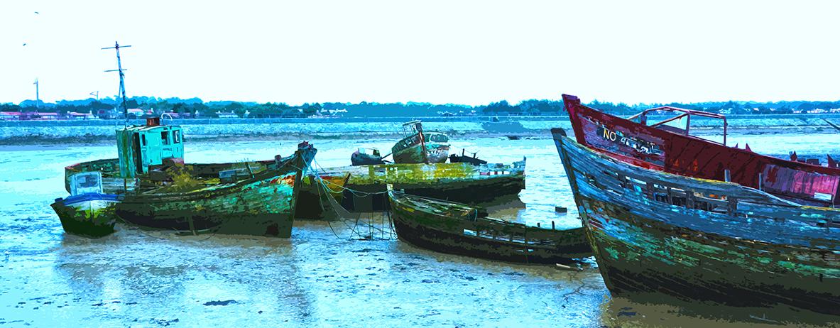 Cimetière de bateaux - 9