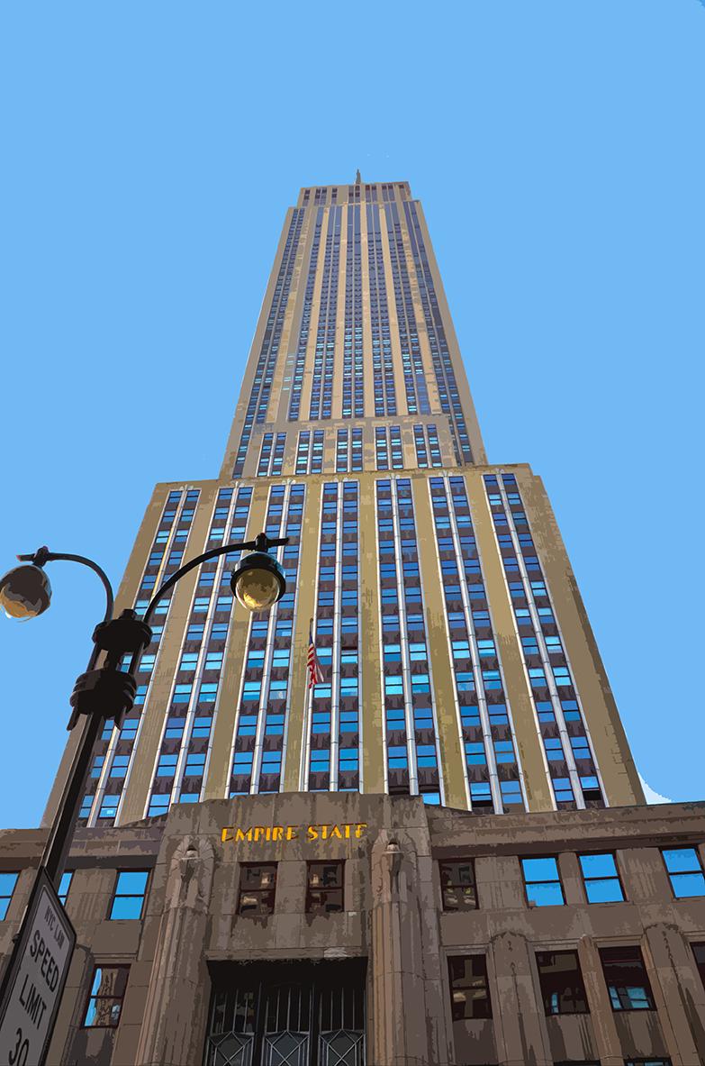 Empire State - Manhattan