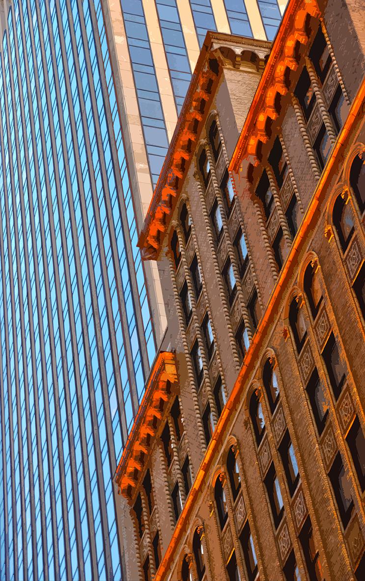 Ancien et nouveau – 3 - Manhattan