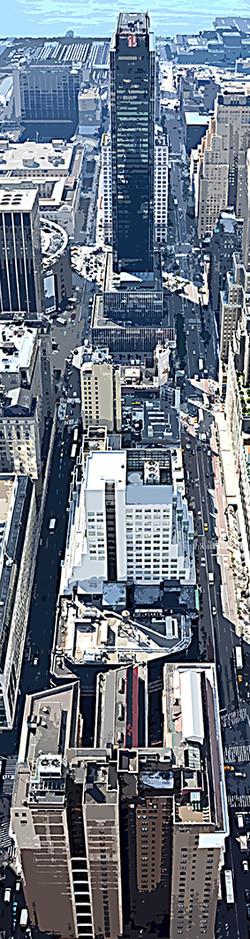 Building vue d'en haut – 6