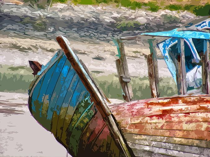 Cimetière de bateaux - 5