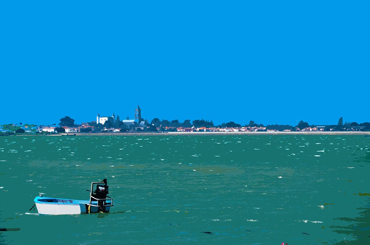 Bateau – 2 - Port du Bonhomme