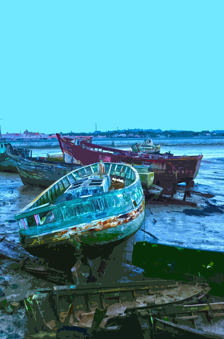 Cimetière de bateaux - 8
